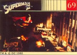 IMAGE SUPERMAN II - TM & C DC 1980 - NUMERO 69 - Altri