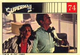 IMAGE SUPERMAN II - TM & C DC 1980 - NUMERO 74 - Altri