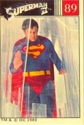 IMAGE SUPERMAN II - TM & C DC 1980 - NUMERO 89 - Altri