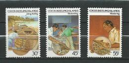 Cocos (Keeling) Islands 1985 Cocos-Malay Culture - Handicrafts.MNH - Cocos (Keeling) Islands