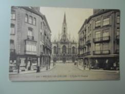 BELGIQUE BRUXELLES-IXELLES  BRUSSEL L'EGLISE ST-BONIFACE - Monumenten, Gebouwen