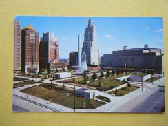 L'Auditorium Plaza Garage Et Le Parc. - Kansas City – Kansas