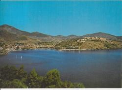 TOSCANA - PORTO AZZURRO - ISOLA D'ELBA - EDIZ. ROMBONI - VIAGGIATA 2004 DA PISA CPO - Italia