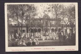 CPA ALGERIE - AIN-BESSEM - La Commune Mixte - Très Belle ANIMATION - Algerije