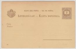 Hungary Croatia Plitviczai Tavak Postal Stationery Old Vintage Postcard Karta Dopisnica Plitvicka Jezera  B - Ganzsachen