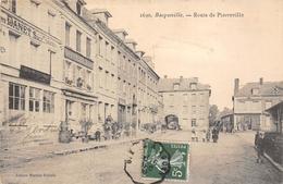 76-BACQUEVILLE- ROUTE DE PIERREVILLE - France