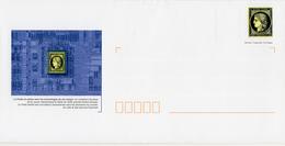 PAP La Poste En Phase Avec Les Technologies De Son Temps (avec Le Cérès 20 Centimes N° 3) - 1849-1850 Cérès