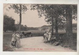 LUSIGNY - Route De Larrivour - France
