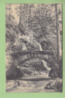 MEGEVE : Pont Et Torrent De Cedrou. TBE. 2 Scans. Edition Muffa - Megève