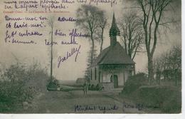 GANNES Près D'Ansauvillers, La Chapelle N-D Du Bon Secours -1905- Bon état - Autres Communes