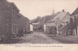 ESNEUX - La Rue De Bruxelles, Un Coin Du Vieil Esneux - D.V.D. N° 9293 Edit. Bicheroux Soeurs, Esneux - Esneux