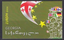Europa Cept 2006 Georgia Booklet ** Mnh (35354) - 2006