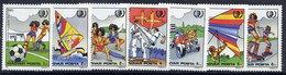 HUNGARY 1985 Youth Sports  MNH /**.  Michel 3751-57 - Hungary