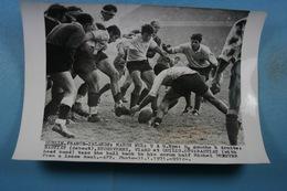 Dublin 31/1/71 Rugby France-Irlande 9 - 9 Bastiat Etcheverry Viard Quilis  (02) - Sport