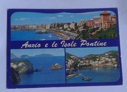 ANZIO E ISOLE PONTINE (9305) - Italia