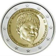"""Pièce Commémorative 2 Euros  Belgique 2016 """" Child Focus """" - België"""
