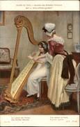 MUSIQUE - INSTRUMENTS DE MUSIQUE - HARPE - Salon De Paris - Musica E Musicisti
