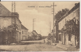 D19 - VARETZ - AVENUE D'OBJAT - Autres Communes