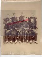 87 - LIMOGES- BELLE PHOTO SUR PAPIER ALBUMINE 63 E REGIMENT INFANTERIE-CASERNE BEAUPUY- GUERRE 1914-1918- MILITARIA - War, Military