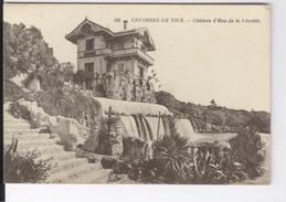 CP Nice Environs De Nice Chäteau D'eau De La Vésubie - Monumenten, Gebouwen