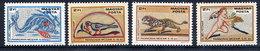 HUNGARY 1978 Stamp Day: Mosaics MNH /**.  Michel 3310-13 - Hungary