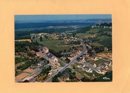F2101 - COUCY Le CHATEAU - D02 - Vue Générale Aérienne - Autres Communes