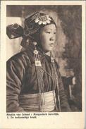 PRv875: Missiën Van Scheut: Mongoolsch Huwelijk 1. De Toekomstige Bruid. - Mongolie