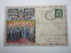 1913 , Privatganzsache Aus Kelheim  , Verschickt - Bavière