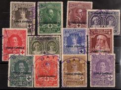 GUINEA Nº 179/190. - Guinée Espagnole
