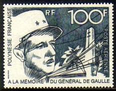 08622 Polinésia Francesa A 70 General De Gaulle Nn - Posta Aerea