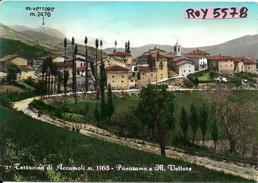 Lazio-rieti-accumoli Terracino Di Accumoli Veduta Panorama Parziale Terracino Anni 50/60 - Altre Città