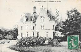 BELABRE - ( 36 ) - Chateau Du Tardet - Non Classés