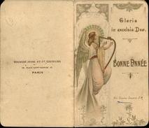 MUSIQUE - INSTRUMENTS DE MUSIQUE - Petit Livret De Prière - HARPE - Vieux Papiers