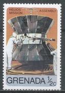 Grenada 1976. Scott #756 (MNH) Helios Mission, Assembly * - Grenade (1974-...)