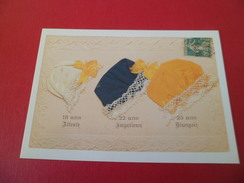 Carte Postale Musée De La Poste Carte Postale Sainte Catherine 1912   Neuve  TB - Stamps (pictures)