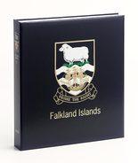 DAVO LUXE ALBUM ++ FALKLAND ISLANDS III 2016-2018 ++ 10% DISCOUNT LIST PRICE!!! - Albums Met Klemmetjes