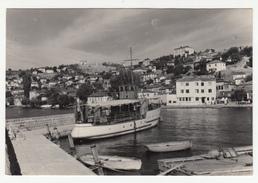Ohrid Old Photopostcard (Đ. Griesbach) Travelled 1957 Ohrid To Maribor B170410 - Macedonia
