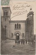 PUJAUT (30) - L'EGLISE - Autres Communes