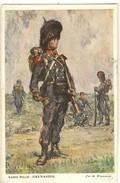 Armée Belge-grenadiersr-cpa - Belgique