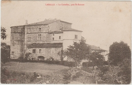 LASALLE (30) - LE CASTELLAS Près SAINT BONNET - Autres Communes