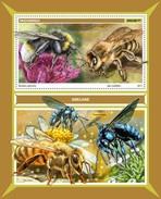 Mozambique - Postfris / MNH - Sheet Bijen 2017 - Mozambique