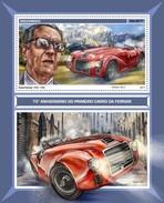 Mozambique - Postfris / MNH - Sheet Eerste Ferrari 2017 - Mozambique