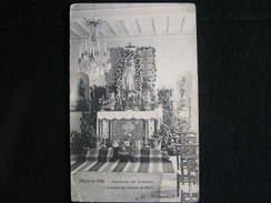 P 133/Herk-de-Stad (Herck-la-Ville),Pensionnat Des Religieuses Ursulines - L'Oratoire Des Enfants De Marie /circulé 1909 - Herk-de-Stad