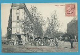 CPA TOUT PARIS 757 - Marché De Reuilly (XIIème Arrt.) Edition FLEURY - District 12