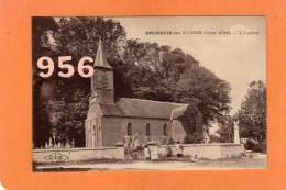 CPA * * GROSBOIS-les-TICHEY * * L'Eglise - France