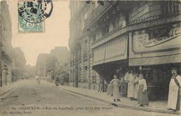 PARIS - Rue Du Ranelagh, Prise De La Rue Mozart - Arrondissement: 16
