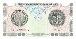 OUZBEKISTAN   1 Sum   1994   P. 73a    UNC - Uzbekistan