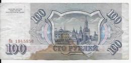 LOT 9  Billets Russie - Russia