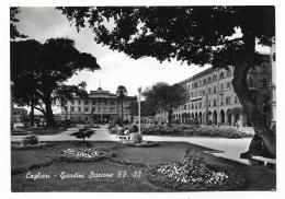 CAGLIARI GIARDINI STAZIONE FF.SS.   VIAGGIATA FG - Cagliari