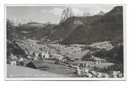 ORTISEI VAL GARDENA SASSOLUNGO E SELLA VIAGGIATA FP - Bolzano (Bozen)